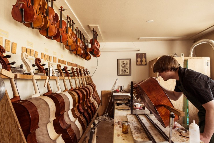 The Violin Making School of America